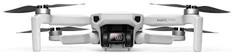 31OFYVMb7NL. AC  - DJI Mavic Mini - Drone FlyCam Quadcopter UAV with 2.7K Camera 3-Axis Gimbal GPS 30min Flight Time, less than 0.55lbs, Gray