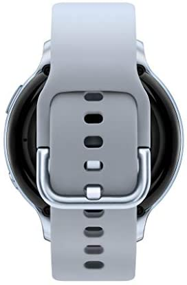 31YgYBxRn L. AC  - Samsung Galaxy Watch Active 2 (44mm, GPS, Bluetooth), Silver (US Version)