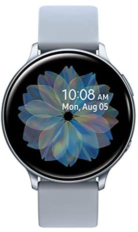 41+FNv9d9wL. AC  - Samsung Galaxy Watch Active 2 (44mm, GPS, Bluetooth), Silver (US Version)