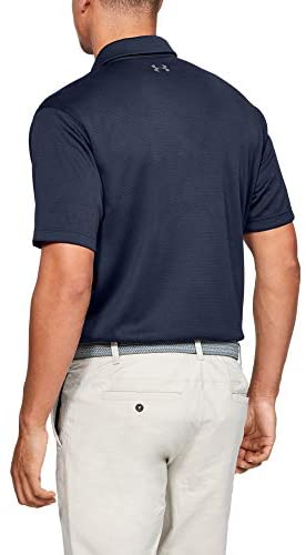 41A3KWqW6DL. AC  - Under Armour Men's Tech Golf Polo