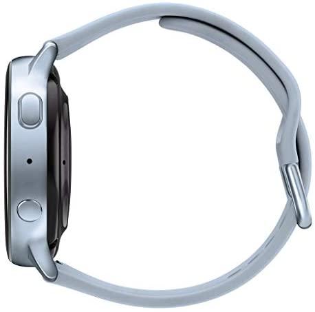 41Hkbcr y0L. AC  - Samsung Galaxy Watch Active 2 (44mm, GPS, Bluetooth), Silver (US Version)