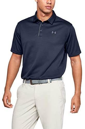 41KBox52BrL. AC  - Under Armour Men's Tech Golf Polo