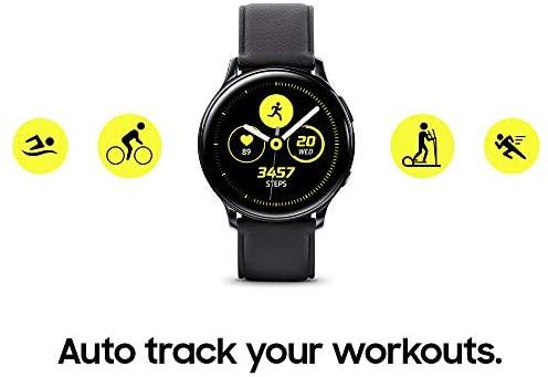 41zbIAs9u6L. AC  - Samsung Galaxy Watch Active 2 (44mm, GPS, Bluetooth), Silver (US Version)