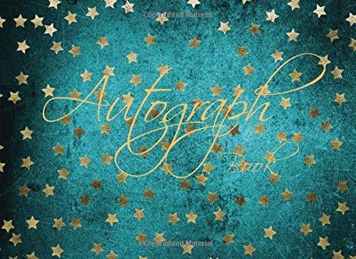 51 WMQd9AjL - Autograph Book: Signatures Blank Scrapbook, Blank Unlined Keepsake, Memorabilia Album Gift, Keepsake Memory Book, Favorite Sports Stars, Cartoon ... (Autograph Book for Adults & Kids) (Volume 5)