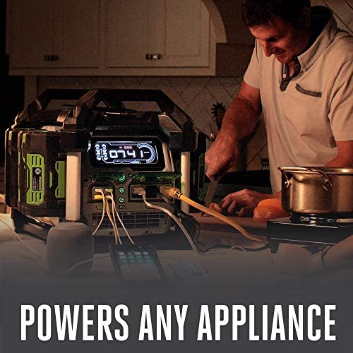 51DzNcDchrL. AC  - EGO Power+ PST3040 3000W Nexus Portable Power Station for Indoor and Outdoor Use Battery Not Included