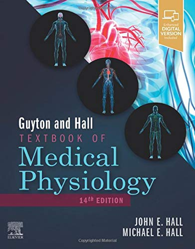 51fpf2e1rGL - Guyton and Hall Textbook of Medical Physiology (Guyton Physiology)