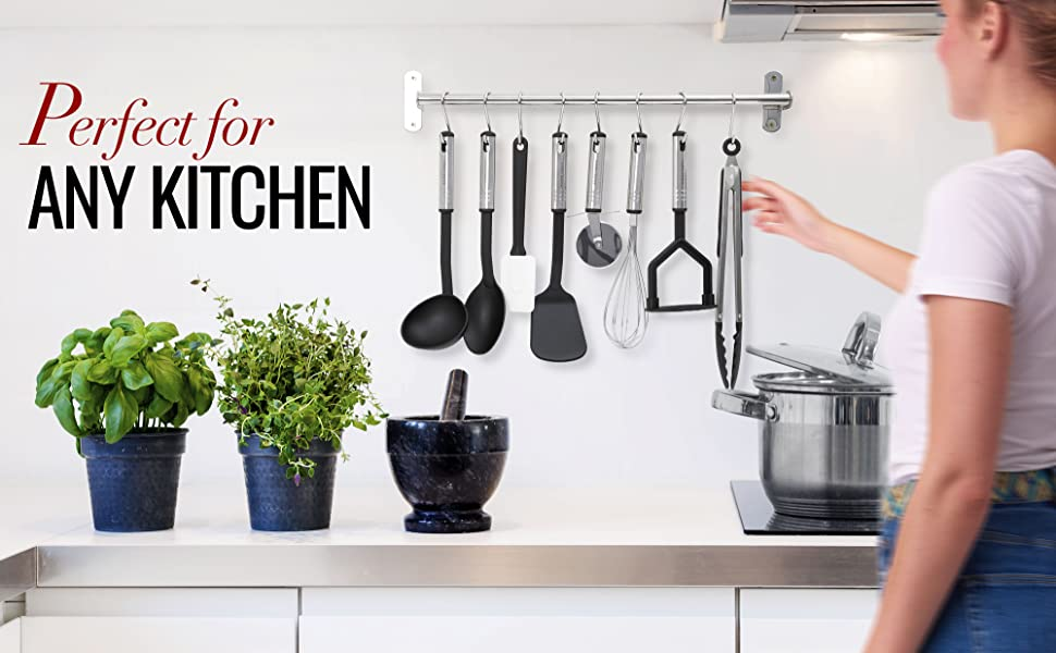 525c0848 5fd3 468e 8cc5 d7744d503cc6.  CR0,0,4000,2474 PT0 SX970 V1    - Home Hero Kitchen Utensil Set - 23 Nylon Cooking Utensils - Kitchen Utensils with Spatula - Kitchen Gadgets Cookware Set - Kitchen Tool Set