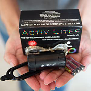5580d8c2 82fd 499f 846c 98262e3a54aa.  CR0,0,300,300 PT0 SX300 V1    - Activ Life LED Bike Wheel Lights with Batteries Included! Get 100% Brighter and Visible from All Angles for Ultimate Safety & Style (1 Tire Pack)