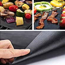 59091e62 76b0 45f3 b624 5b16c152acd5.  CR0,0,220,220 PT0 SX220 V1    - ACMETOP 6 Pack Large Grill Mat, Non Stick BBQ Grill Mat, Reusable Grill Mats with Two Oil Brushes, Easy to Clean Barbecue Grilling Accessories for Gas, Charcoal, Electric Grill - 19.69 x 15.75 Inch