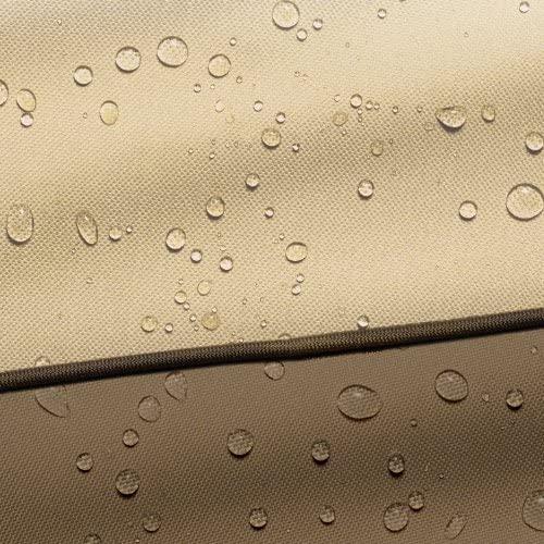 612S49ptT0L. AC  - Classic Accessories 55-585-011501-00 Veranda Water-Resistant 86 Inch Square Hot Tub Cover,Pebble,Medium
