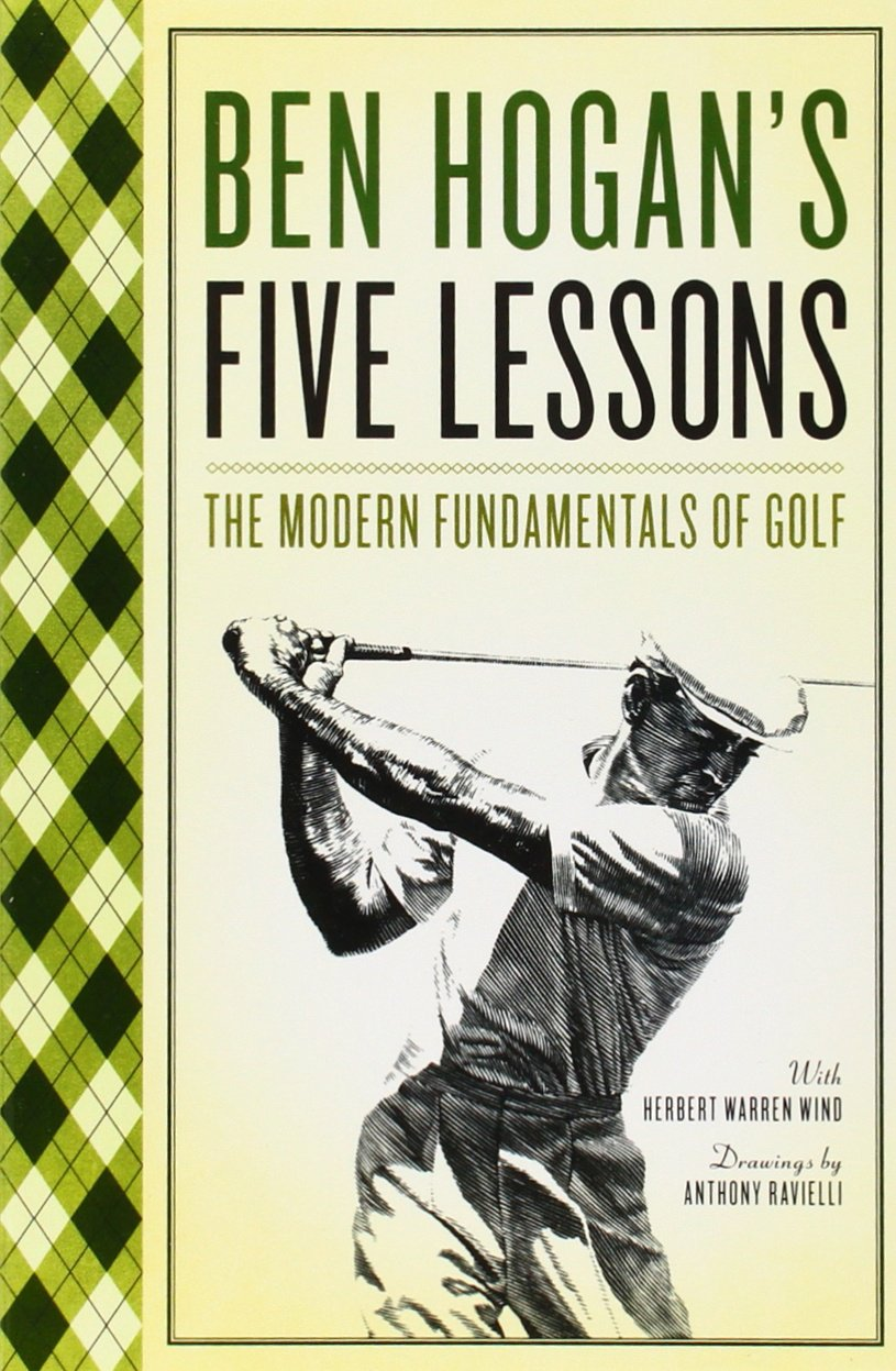71tR3kYWYxL - Ben Hogan's Five Lessons: The Modern Fundamentals of Golf