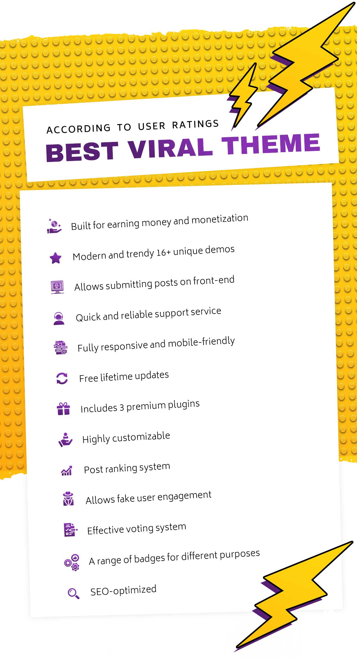 Boombox New presentation best viral theme - BoomBox — Viral Magazine WordPress Theme