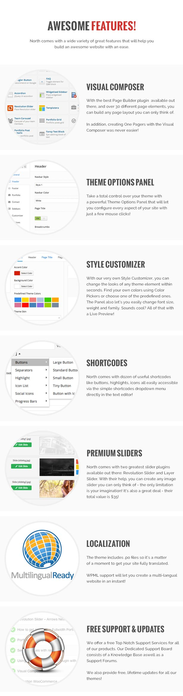 after third image - North - One Page Parallax WordPress Theme