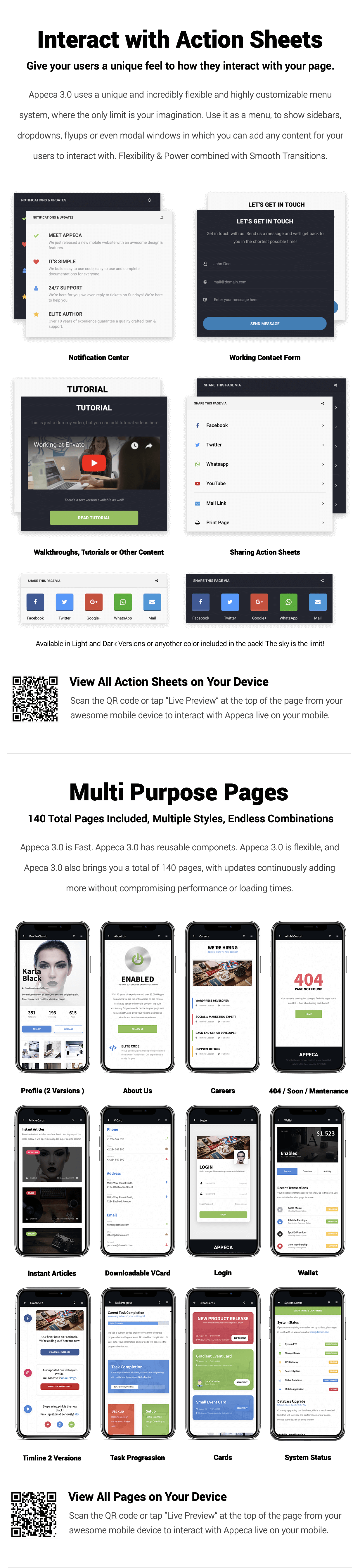 appeca 3b - Appeca Ultimate Mobile Template