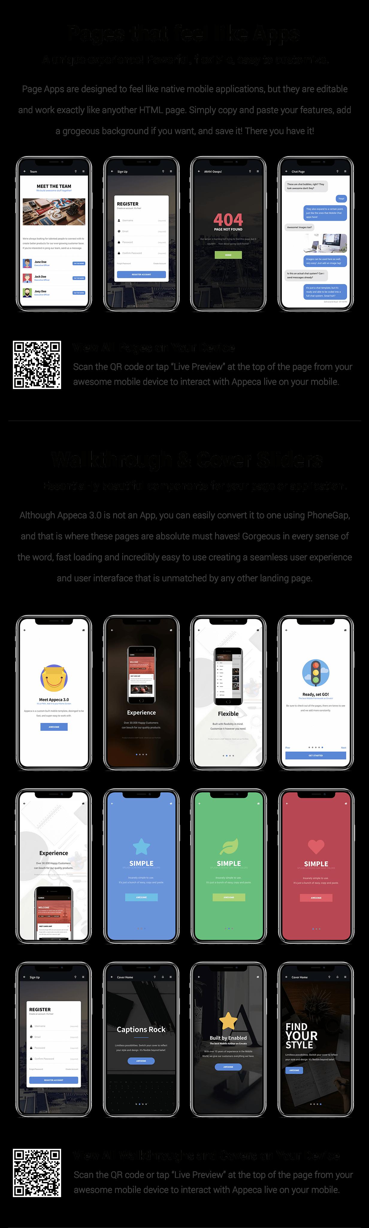 appeca 4b - Appeca Ultimate Mobile Template