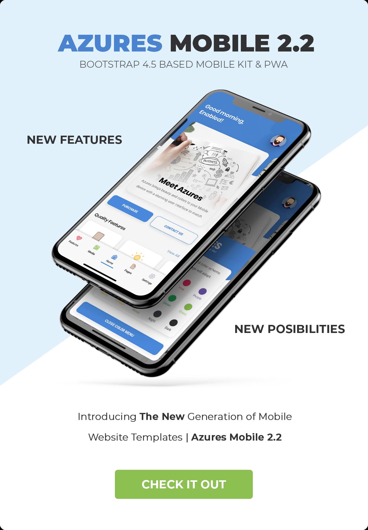 azures1b - Azures   Mobile Template & PWA