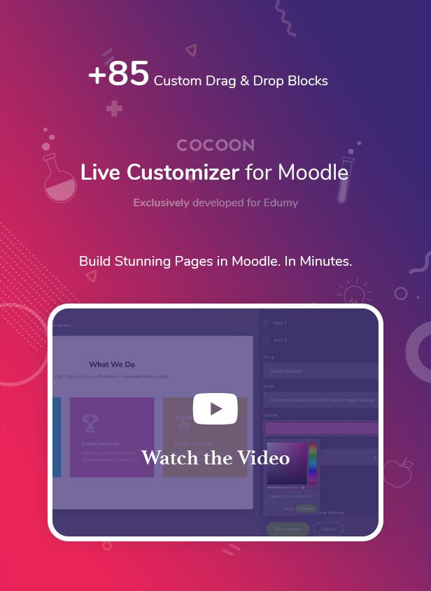 banner live - Edumy - Premium Moodle LMS Theme