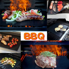bf1e7c43 53c6 4dd1 93a7 e55e0a4b5b36.  CR0,0,220,220 PT0 SX220 V1    - ACMETOP 6 Pack Large Grill Mat, Non Stick BBQ Grill Mat, Reusable Grill Mats with Two Oil Brushes, Easy to Clean Barbecue Grilling Accessories for Gas, Charcoal, Electric Grill - 19.69 x 15.75 Inch