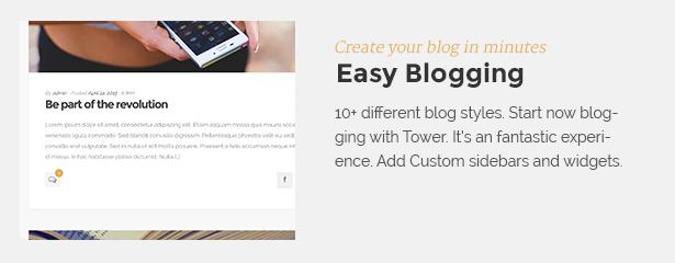blog - Tower | Business WordPress
