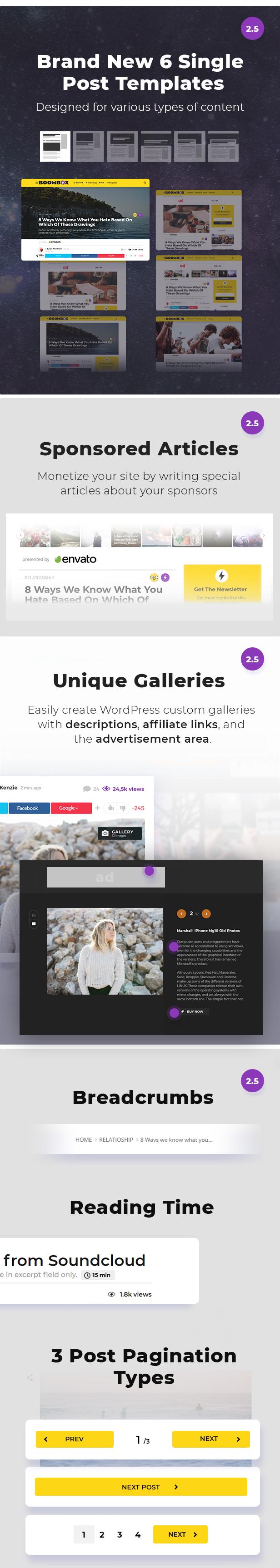 boombox v2.5 - BoomBox — Viral Magazine WordPress Theme