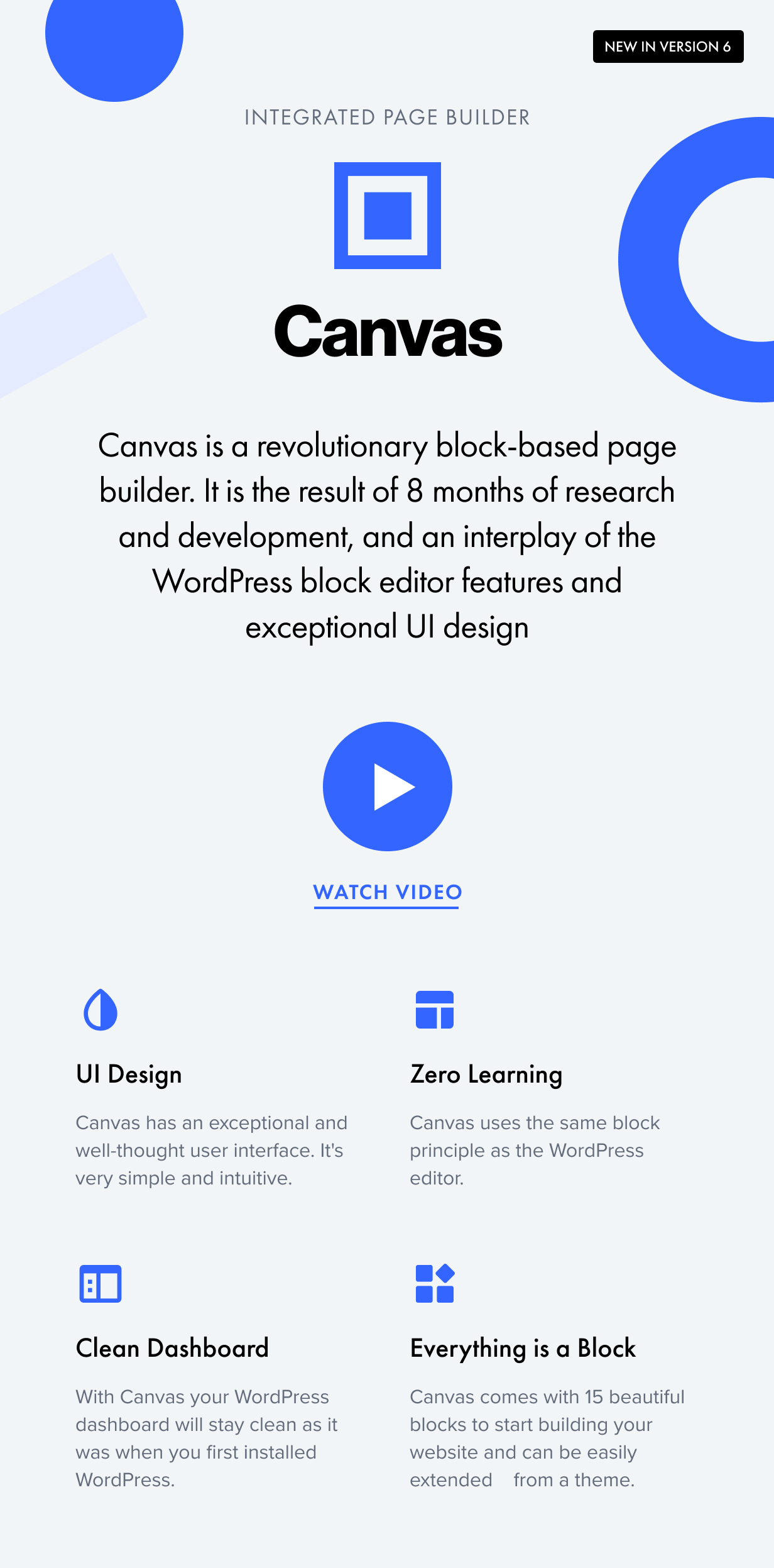 canvas - Authentic - Lifestyle Blog & Magazine WordPress Theme