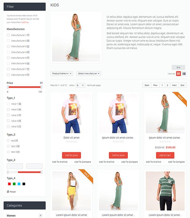 category page layout1 - Flatastic Responsive Multipurpose VirtueMart Theme