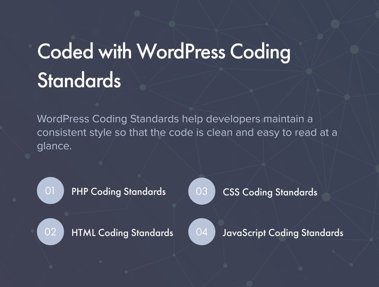 coding standarts - Authentic - Lifestyle Blog & Magazine WordPress Theme