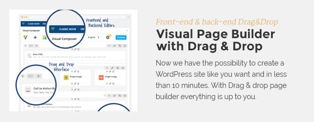 dragdrop - Tower | Business WordPress