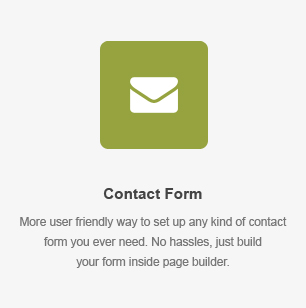 elm contact form - Business Finder: Directory Listing WordPress Theme