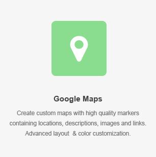 elm gmap - Business Finder: Directory Listing WordPress Theme