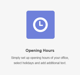 elm opening hours - Business Finder: Directory Listing WordPress Theme