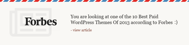 forbes n - Retro - Vintage WordPress Theme