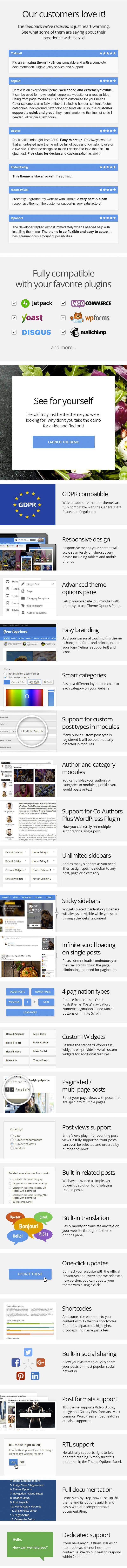 herald features part02 v4 - Herald - Newspaper & News Portal WordPress Theme