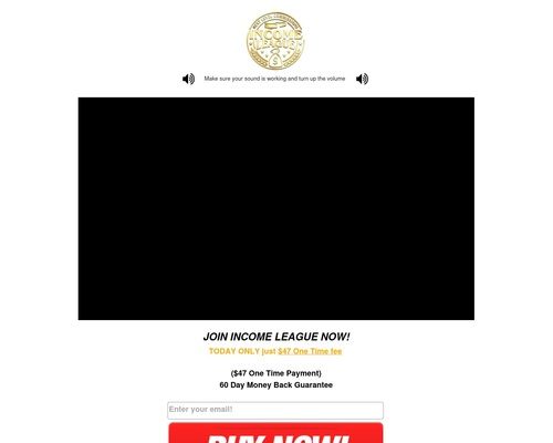 ileague x400 thumb - INCOME LEAGUE - How I Make $1,000+ A Day Online