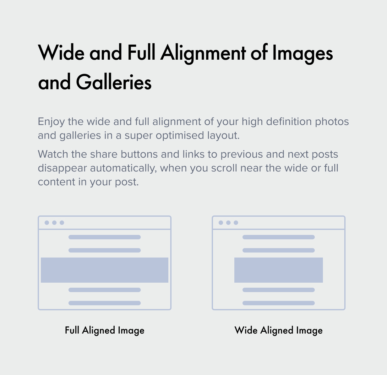image alignment - Authentic - Lifestyle Blog & Magazine WordPress Theme