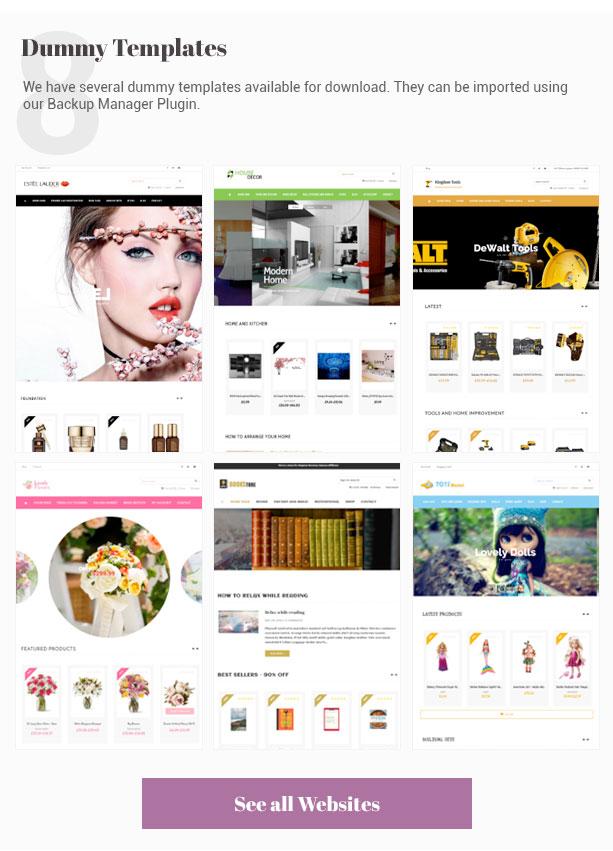 kingdom dummy - Kingdom - WooCommerce Amazon Affiliates Theme