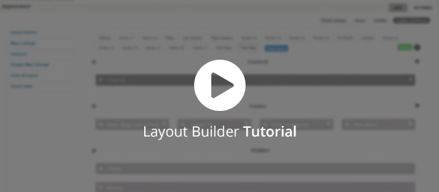 layout builder - Rhythm - Drupal 7, 8 & 9 Multipurpose Commerce theme