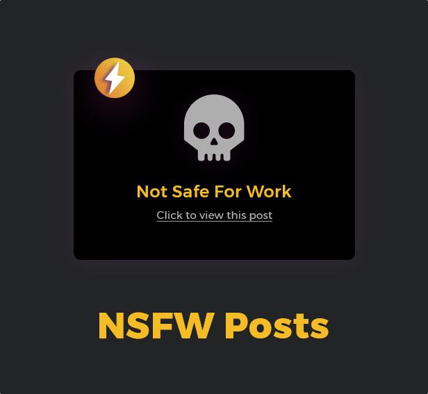 nsfw - BoomBox — Viral Magazine WordPress Theme