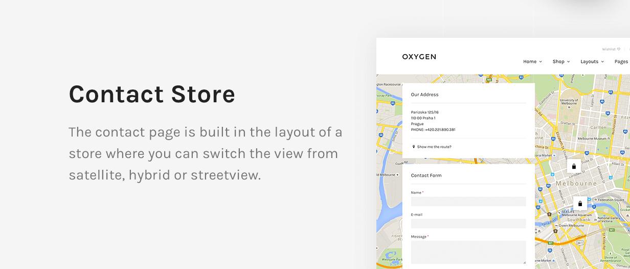 oxygen 8 - Oxygen - WooCommerce WordPress Theme