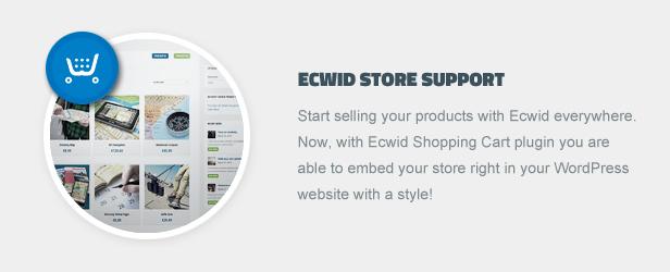 pb ecwid - Business Finder: Directory Listing WordPress Theme