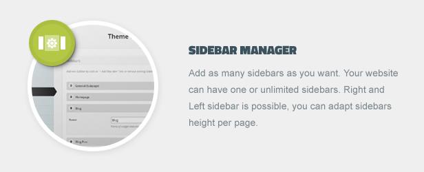 pb sidebars - Business Finder: Directory Listing WordPress Theme