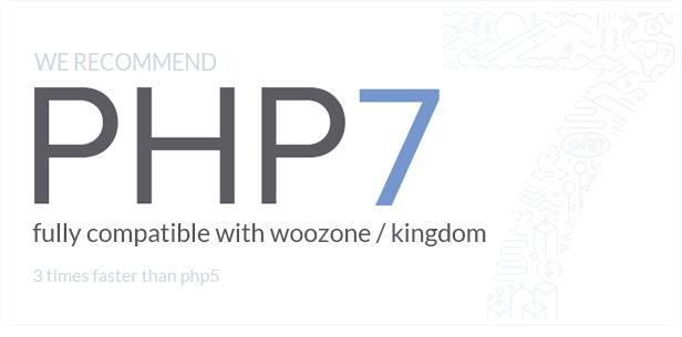php7 - Kingdom - WooCommerce Amazon Affiliates Theme
