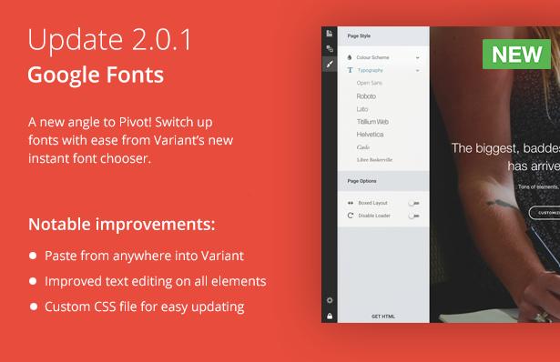 pivot 2 0 1 - Pivot | Multi-Purpose HTML with Page Builder