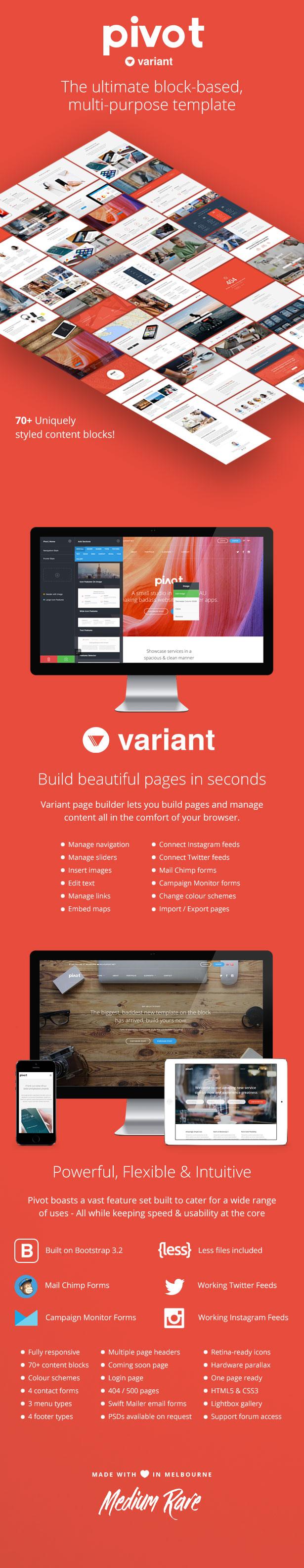 pivot promo - Pivot | Multi-Purpose HTML with Page Builder
