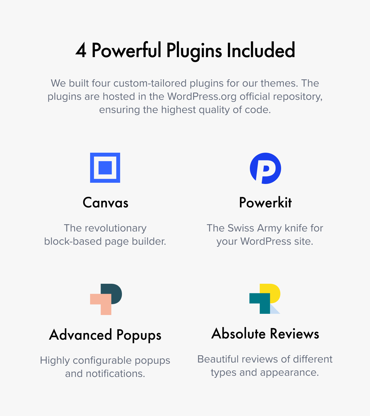 plugins - Authentic - Lifestyle Blog & Magazine WordPress Theme