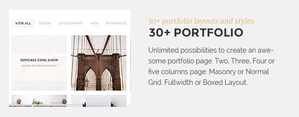 portfolio - Tower | Business WordPress