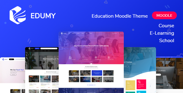 preview.  large preview - Edumy - Premium Moodle LMS Theme