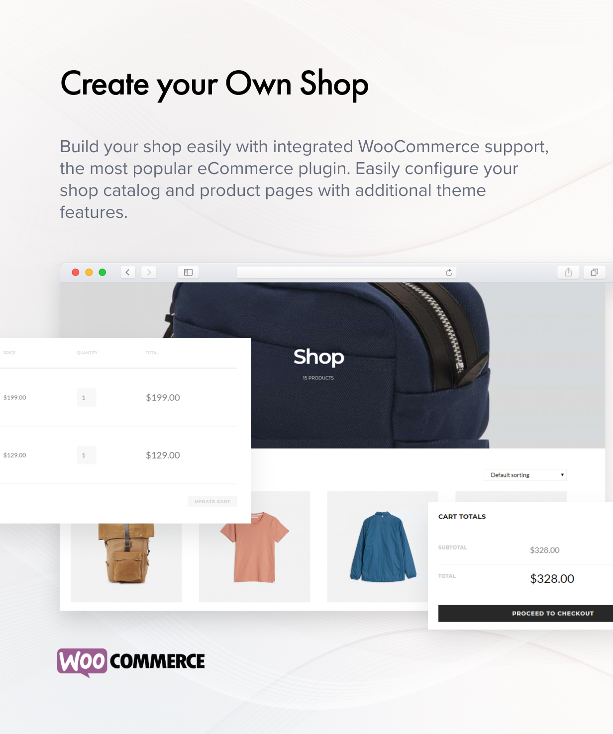 shop - Authentic - Lifestyle Blog & Magazine WordPress Theme