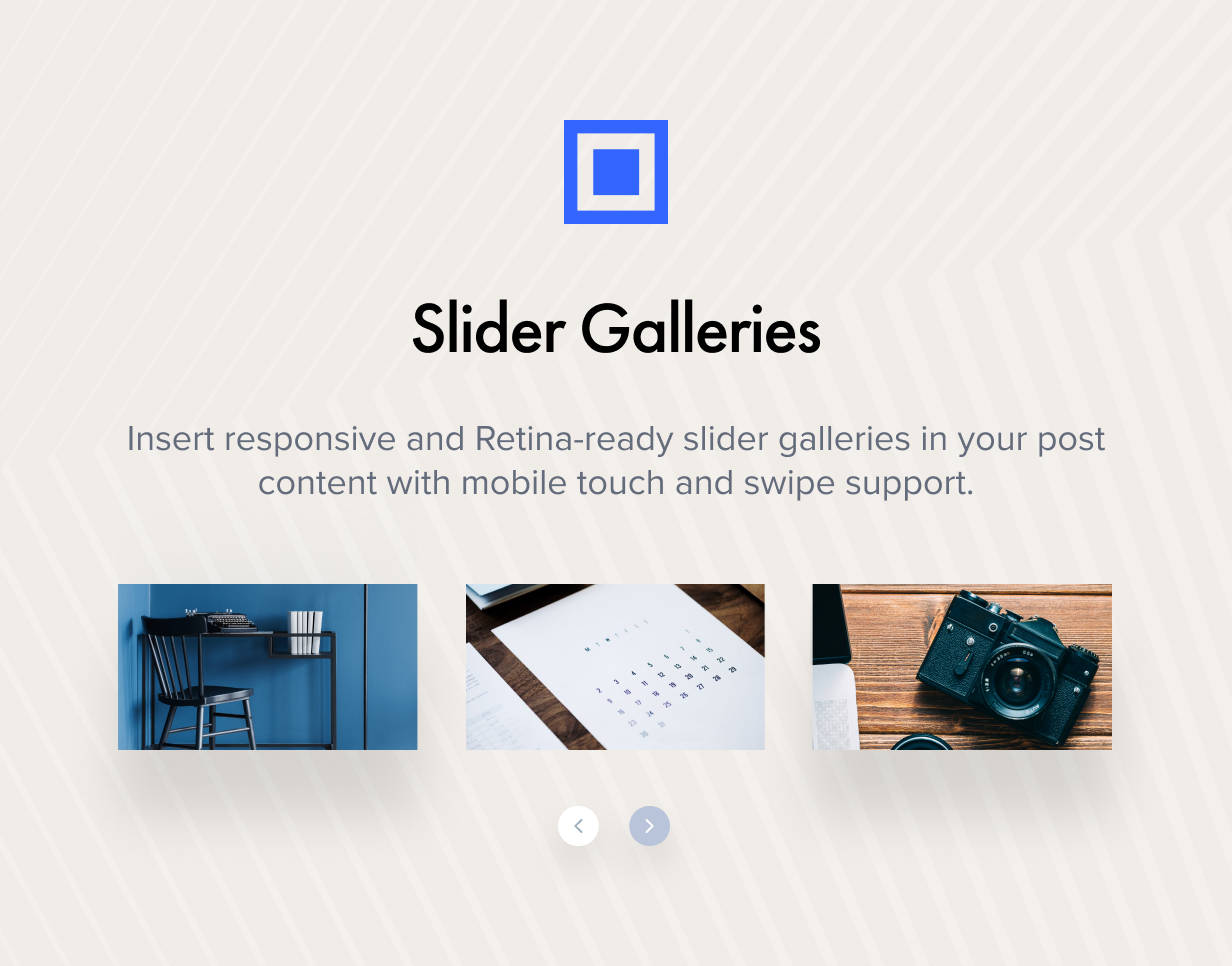 slider galleries - Authentic - Lifestyle Blog & Magazine WordPress Theme