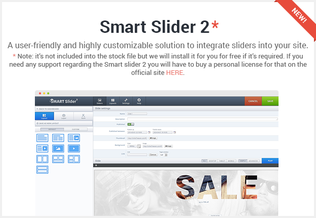 smart slider new - Flatastic Responsive Multipurpose VirtueMart Theme